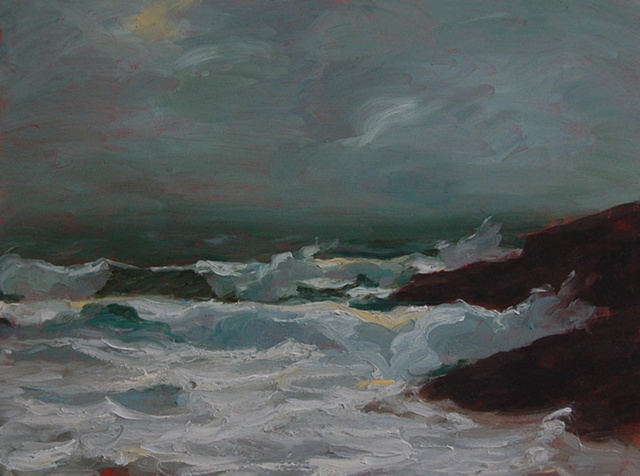 Sea, Polzeath