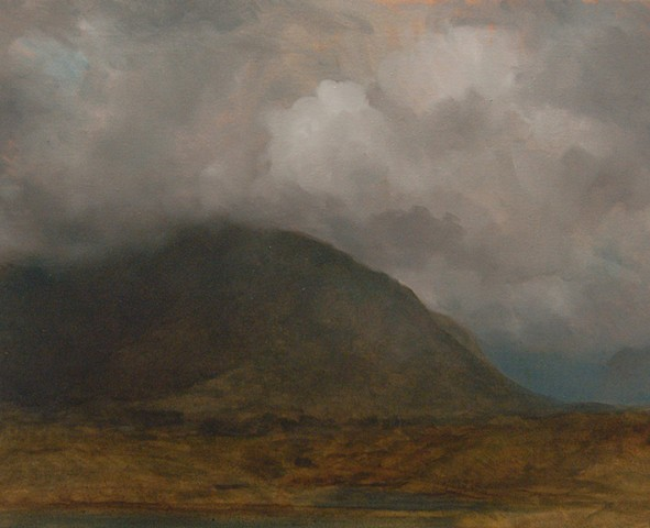 Derryclare Under Cloud
