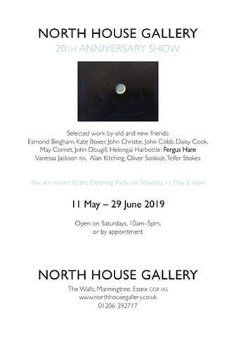 NORTH HOUSE GALLERY, MANNINGTREE, ESSEX