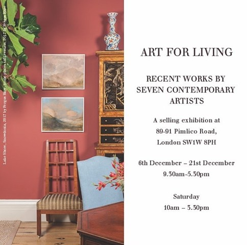 Press Release ART FOR LIVING at Sibyl Colefax & John Fowler 2017