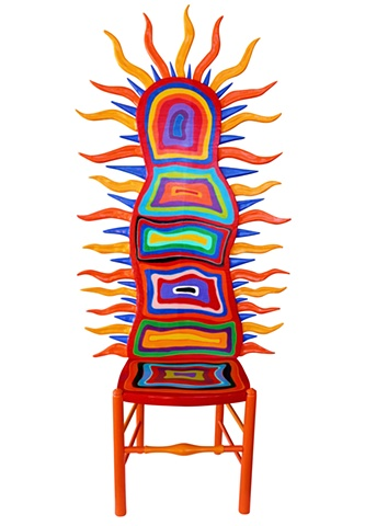 The Saint's Chair - SOLD