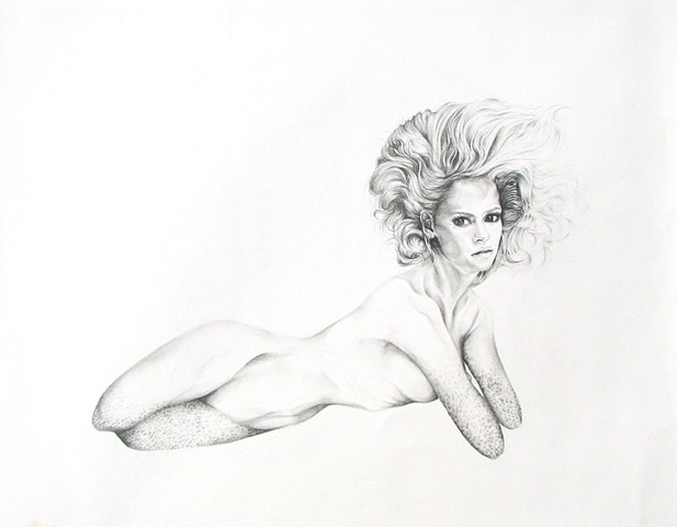 January Jones, Tripe, Meat, Murder, Model, Graphite