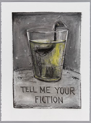 Tell Me Your Fiction