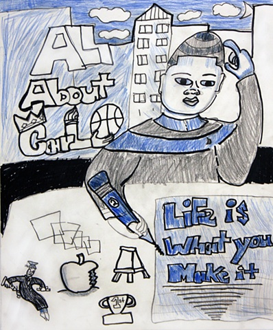 """Life is What you Make it,"" By Carl Hereford"