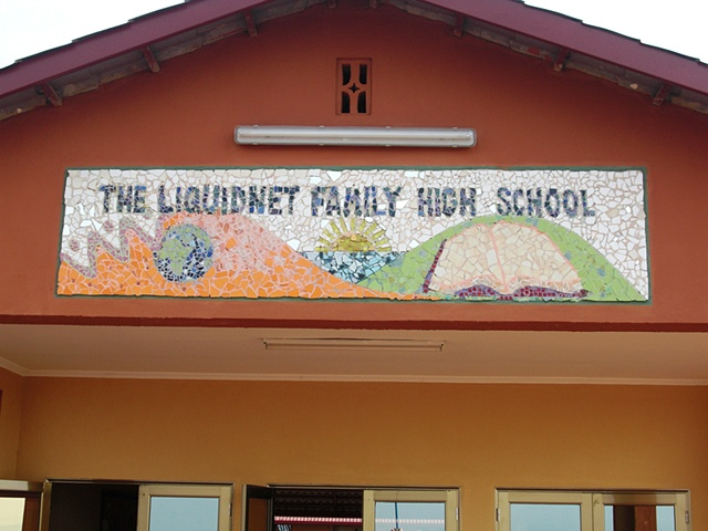 Liquidnet Family High School Mosaic