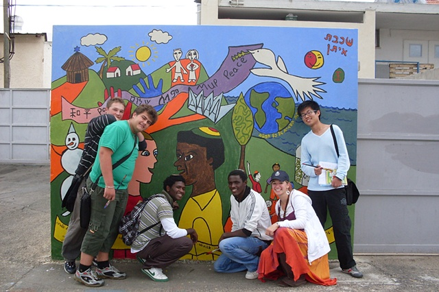 Yemin Orde Youth Village Mural