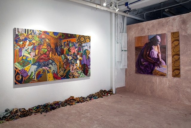 Open Studios 2010, Installation View