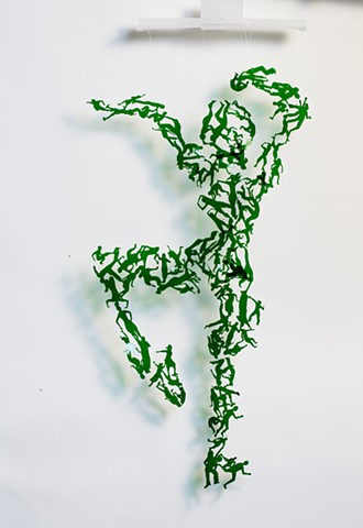 Green Shadow Dancer