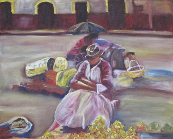 Colombian Market