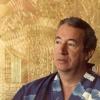 """Roberto (1992) in front of """"Xanadu"""""""