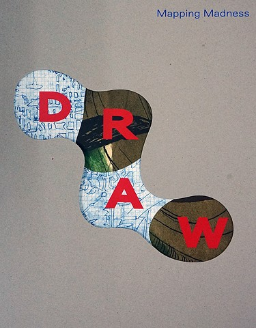 DRAW: Mapping Madness, Inside-Out Museum, Beijing