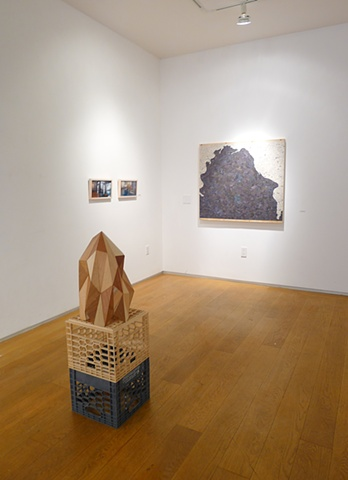 Sandra Eula Lee, Exhibition view at Casting Memories, Artgate Gallery, New York