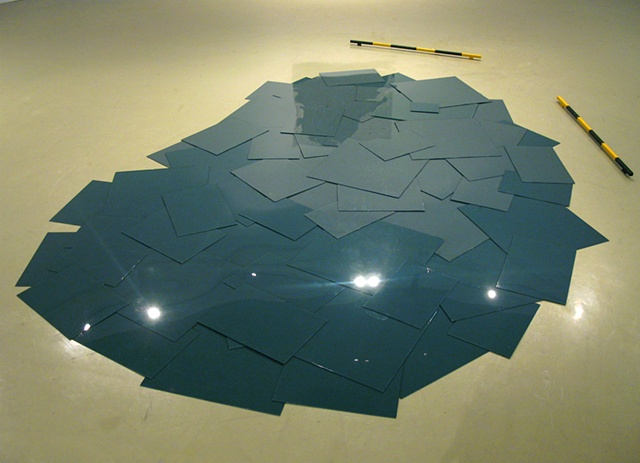 Sandra Eula Lee, Portable Pond