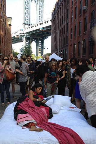 Sublime Virtue at DUMBO Arts Festival