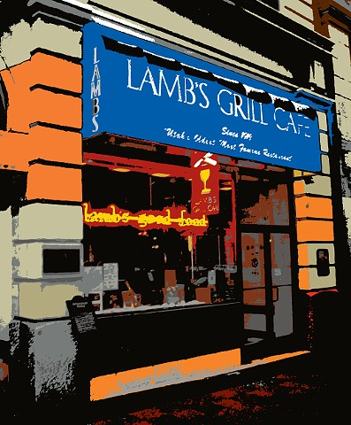 LAMBS GRILL