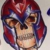 Magneto Skull
