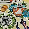 Star Wars tattoo Flash