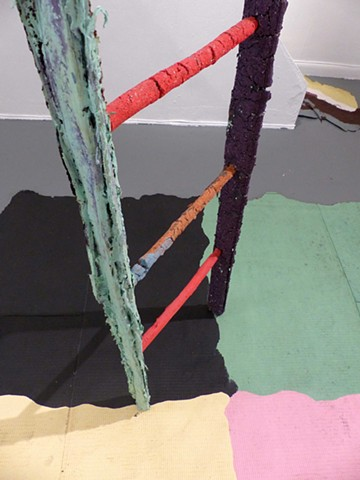 Ladder (detail)