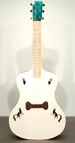 Porcelain Guitar
