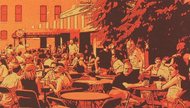 Pontiac Cafe