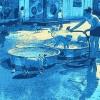 Dog Days of Bucktown (blue)