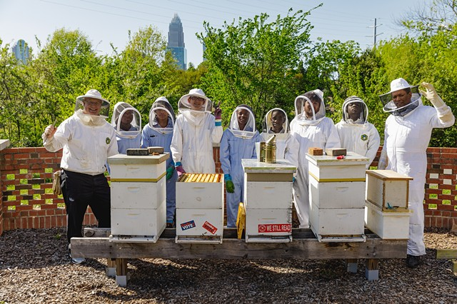 Charlotte Young Honey Crew
