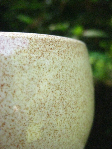 cup (glaze detail)