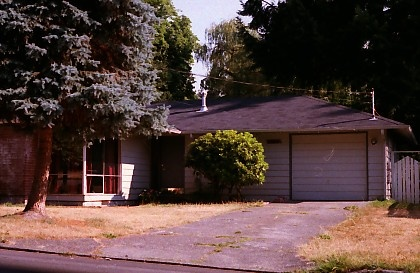 1st House in WA