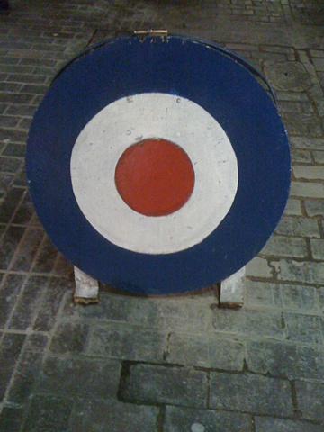 I'm. So. Mod. Carnaby St. Soho, London, Jan 10
