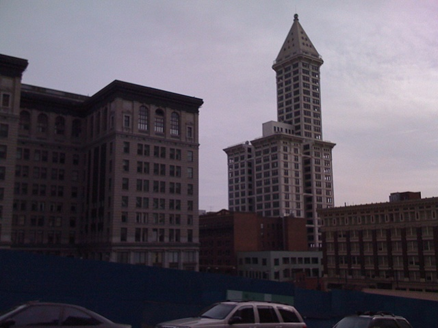 King Co. Courthouse & Smith Tower