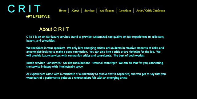 CRIT website 3