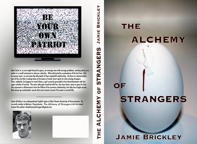 The Alchemy of Strangers book cover