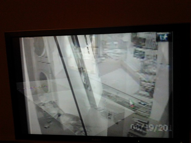 Proceed test image for surveillance cameras