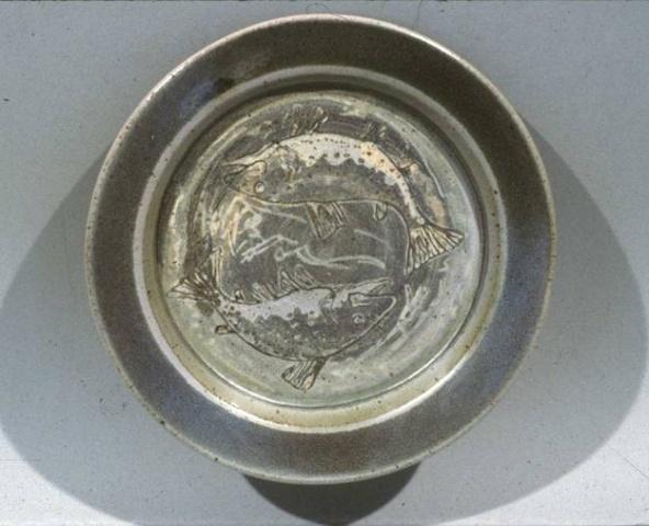 Stoneware Pot