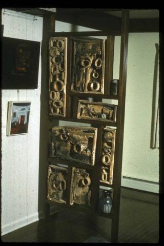 First sculptural piece II 1966-67