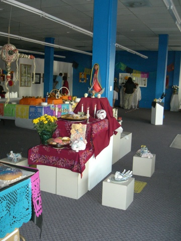 """""""Day of the Dead"""" Celebration"""