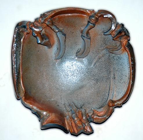 Hybrid Wood Fired Platter