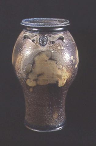 Salt Fired Jar