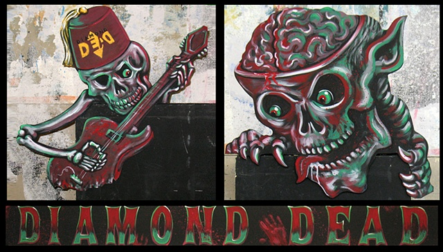DIAMOND DEAD Capital Fringe Festival Additions
