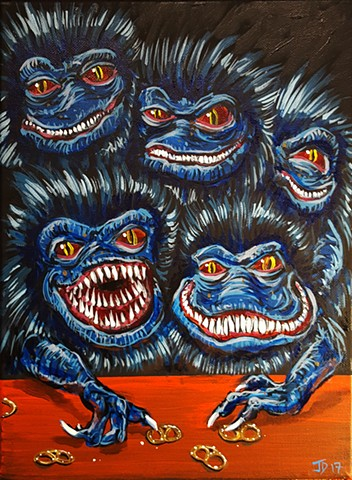 Painting of Critters