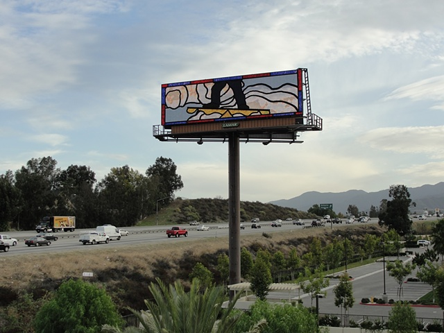 Samantha Hookway- Billboard Art Project