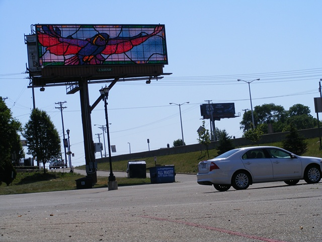 Billboard Arts Project
