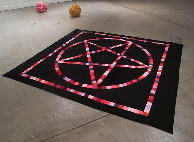 Pentagram Quilt