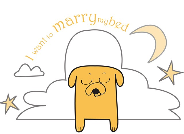Marry My Bed