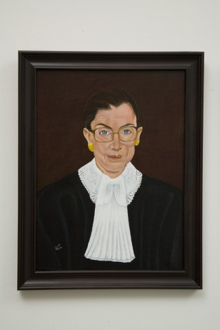 Titorelli – Court Painter (Justice Ginsburg)