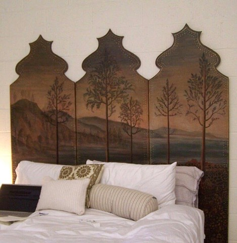 european-painting-inspired-headboard-panel-santa-barbara