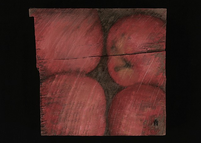 Apples on Ground II