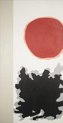 David Kagan fine art gallery painting museum landscape formalism text humor Gottlieb Warhol