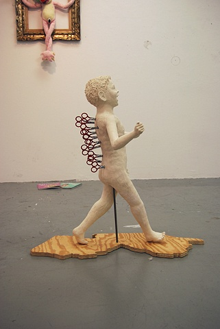 David Kagan Paul McCarthy figural ceramics art New York City sexuality gay