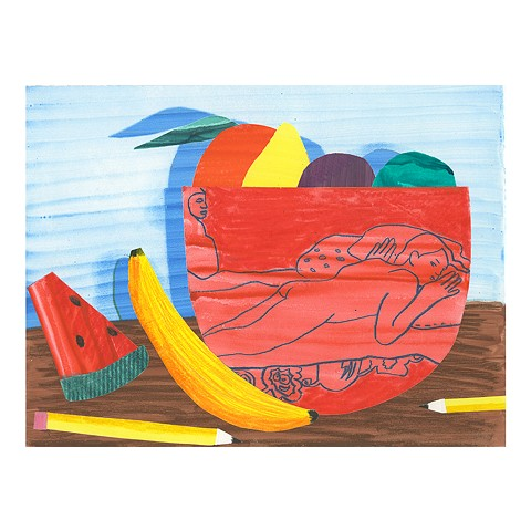 Juicy Fruit #11 (available through Exhibition A)